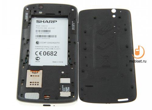 Sharp SH631W
