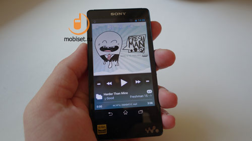 Sony Walkman NWZ F886