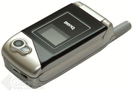 На российском рынке компания BenQ известна в первую очередь своими незаурядными моделями сотовых телефонов...