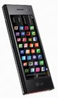 LG new Chocolate BL40 – официальный мобильный телефон Volvo-Недели моды в Москве