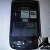 Новые подробности о BlackBerry Bold 9800