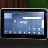 MSI Slatebook - планшет на базе Windows 7