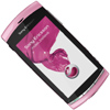 Sony Ericsson Vivaz будет доступен в розовом