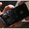 iPhone 4 против пули