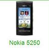Nokia 5250: сенсорные телефоны в массы!