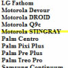Планшет Motorola будет называться Stingray?