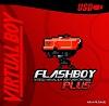FlashBoy Plus - перезаписываемый картридж для Virtual Boy