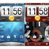 Скриншоты обновленного HTC Sense