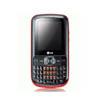 LG C100 - недорогой телефон с QWERTY