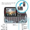 Motorola i886 - первый iDEN-смартфон с двумя клавиатурами