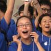 За 4 дня в Китае продано 100 тысяч iPhone 4