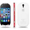 HiPhone 5 - тонкий китайфон с Dual SIM и iOS-подобным интерфейсом