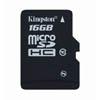 Kingston выпускает карты памяти Class 10 microSDHC на 4 и 8 Гб