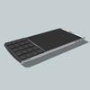 Тонкий и стильный концептофон Sony Ericsson Xperia Text