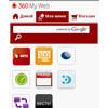 Сервис «Mой WEB» от МТС позволяет создавать собственные стартовые web-страницы