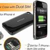 У iPhone 4 может появиться второй слот для SIM-карт