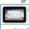 Подробности о трех новых планшетах Dell