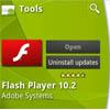 Проблема с Flash 10.2 будет решена в Android 3.1