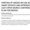 В мае LG покажет прототипы планшетов и смартфонов на MeeGo