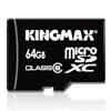 Kingmax приготовила карту памяти microSD на 64 Гб