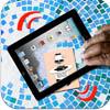 Делаем экран iPad прозрачным