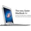 Apple анонсировала новый MacBook Air