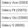 Samsung завершает обновление прошивок гаджетов из линейки Galaxy