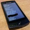 На фото появился WP7 Mango смартфон LG E906 Jil Sander