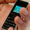 Willcom WX03A - миниатюрный телефон весом 33 грамма