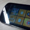 Опубликованы фотографии смартфона Lenovo с Windows Phone Mango