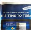 Для продвижения Samsung Galaxy Tab 10.1 в Австралии используется бренд Apple
