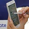В Корее анонсирован белый Samsung Galaxy Note