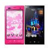 Disney Mobile и DoCoMo анонсировали Android-смартфоны F-08D и P-05D