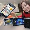 LG анонсировала новый 3D-смартфон LG Optimus 3D Cube (Optimus 3D Max)