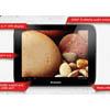 Lenovo начинает продажи Android-планшета IdeaTab S2109