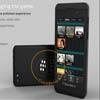 Слухи: первый смартфон RIM с BlackBerry 10 окажется полностью сенсорным моноблоком