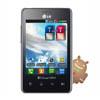 LG анонсировала dual-SIM смартфон Optimus L3 E405