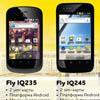 «Евросеть» и Fly запускают рекламную кампанию Fly IQ245