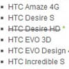 HTC исключила Desire HD из числа смартфонов, которые получат Android 4.0