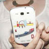 Samsung выпустила Олимпийскую заднюю панель для Galaxy S III