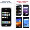 Суд США обязал Samsung выплатить Apple миллиард долларов