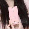 Розовый Sony Xperia SL засветился на официальных снимках