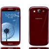 Евросеть принимает предзаказы на красный Samsung Galaxy S III