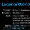 В сети засветились спецификации смартфона BlackBerry Laguna