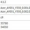 У Acer появится смартфон Acer V350 на чипсете Snapdragon S4