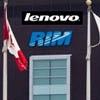 Lenovo думает о покупке RIM