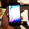 Белый Google Nexus 4 получит черную переднюю панель