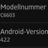 Слухи: обновление Android 4.2 для Sony Xperia Z появится в конце марта