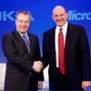 Microsoft вела переговоры о покупке Nokia
