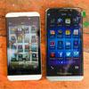 Смартфон BlackBerry A10 появился на фото и видео